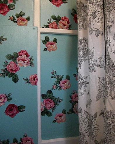 DIY: Fabric Wall Appliques