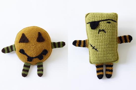 DIY: Halloween Pattern Pals