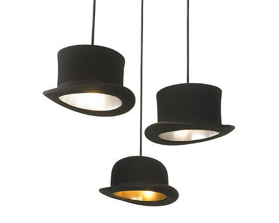 Love It or Hate It? Jake Phipps Hat Pendant Lights