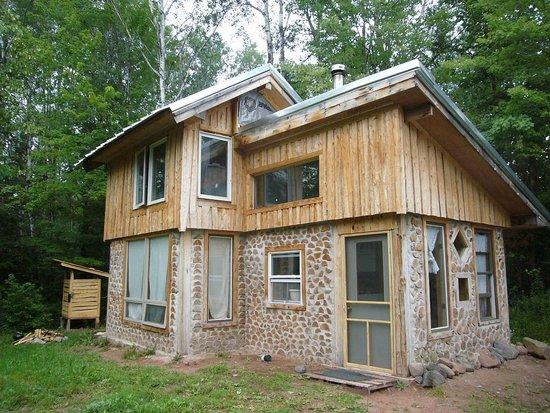 Home Made:  A Cheap and Green Handbuilt House