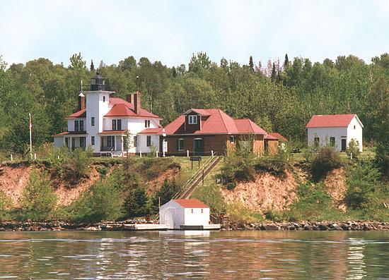 A Lighthouse Home