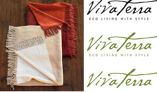 Win This VivaTerra Reversible Silk Throw!