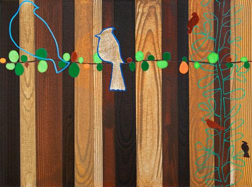 Give the Gift of Art:  Polly, by Christina Muraczewski