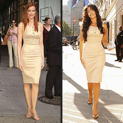Fashion Faceoff: Marcia Cross vs. Sofia Vergara