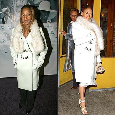 Fashion Faceoff: Mary J Blige vs. Jennifer Lopez