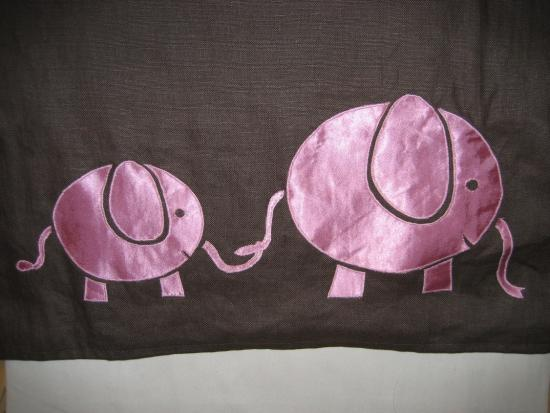 Zou-e & Mama - pink
