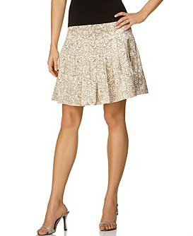 Rate It! T Tahari Paisley Print skirt!