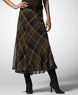 Rate It!! Ralph Lauren plaid Skirt!!