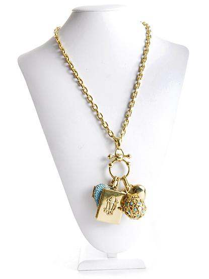 Trend Alert: Charm Jewelry - Part 1: Necklaces