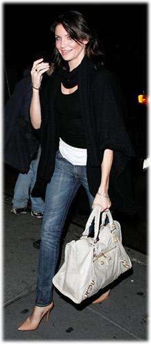 Cameron Diaz Balenciaga Work with Giant Hardware - Authentic Designer Bags, Purses and Reviews