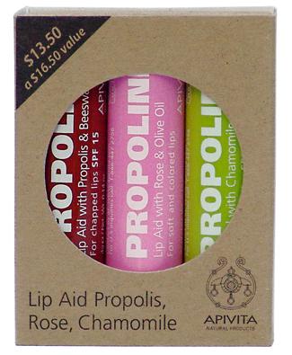 Bellissima! APIVITA Propoline Lip Care Kit