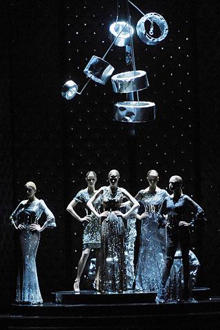 Milan Fashion Week, Fall 2007: Dolce & Gabbana
