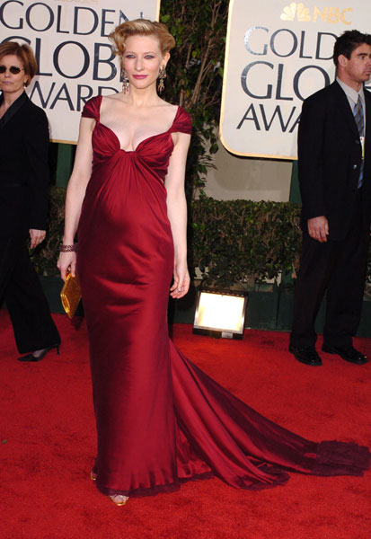 A Red Carpet Tribute: Cate the Chameleon