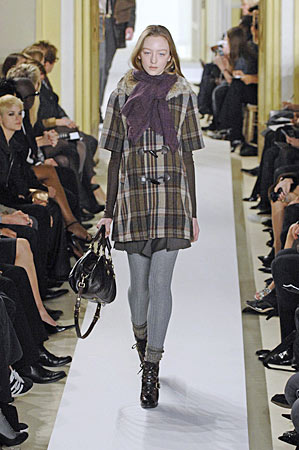 London Fashion Week, Fall 2007: Marc by Marc Jacobs