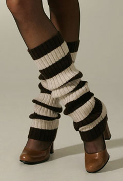 Trend Alert: Leg Warmers
