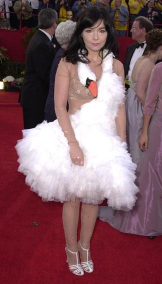 Bjork's Infamous Swan Dress: Love It or Hate It?