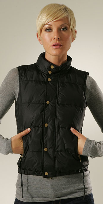 Quilted Vests for Crazy Weather