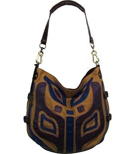 Paule Marrot Meets Hayden-Harnett Handbags