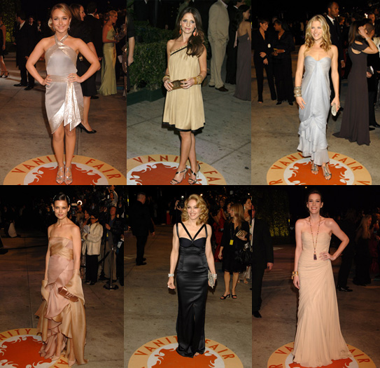 Oscars After Parties: Best Dressed