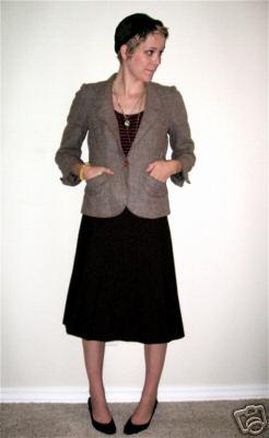 eBay Find of the Week: Londonderry by Peabody blazer
