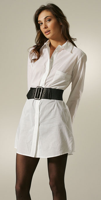 Effortless Chic: Shirt Dresses