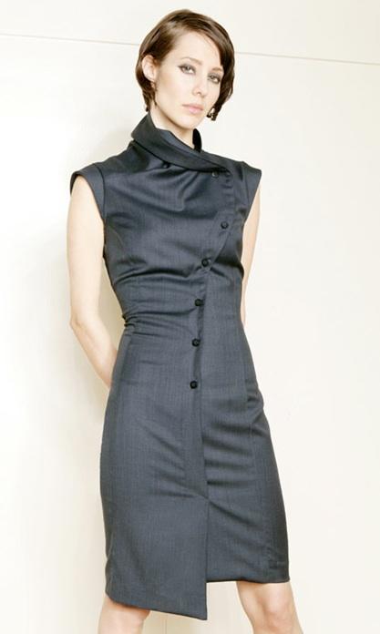 Ziji Garbardine Button Down Dress: Love It or Hate It?