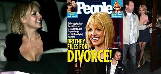 More Inside Britney and K-Fed's Split