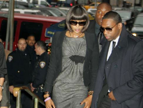 Sugar Bits - Naomi Campbell Sued Again