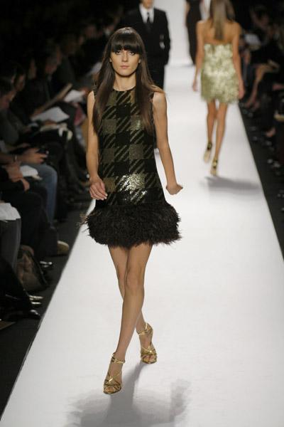 New York Fashion Week, Fall 2007:  Michael Kors