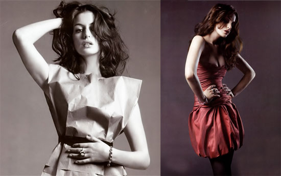 Anne Hathaway's Life Hasn't Always Been a Fairy Tale