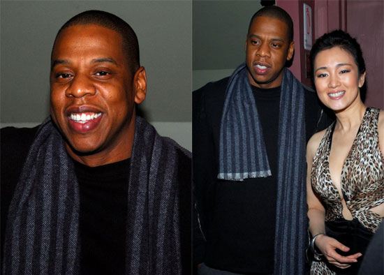 Jay-Z Likes a Chica Cherry Cola