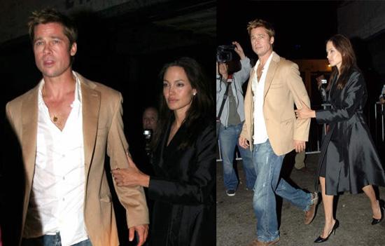 Brad and Angelina Giving Away Millions