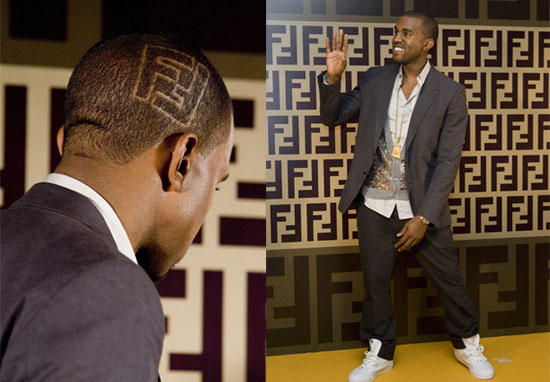 Kanye's New 'do - What do you Think?