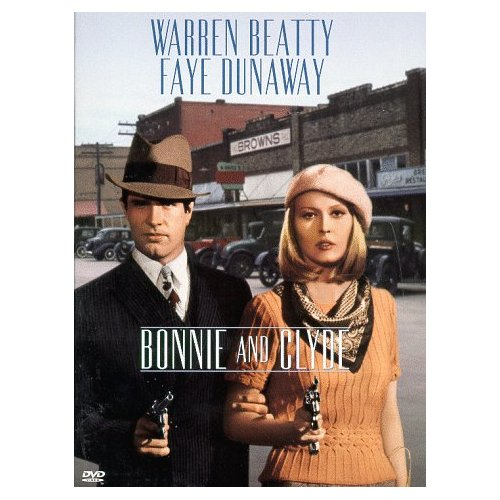 Great Movie #3: Bonnie and Clyde