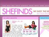 Shefinds: Womens Fashion and Style Advice