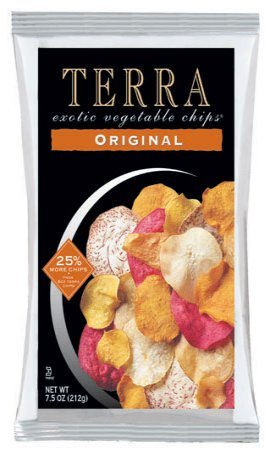 Terra Chips: Potato Chips with a Twist