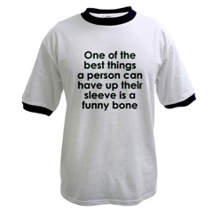 Ouch, I Hit My Funny Bone