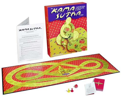 Kama Sutra:  The Game