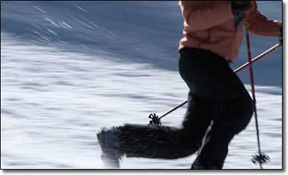 Free the Heel: Telemark Skiing