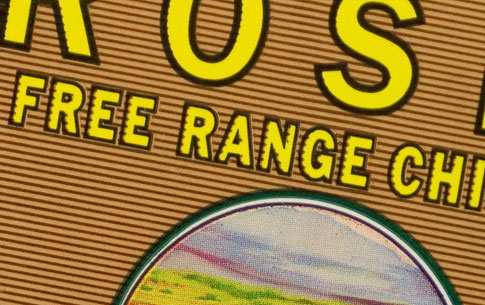 Label-Able: Free Range