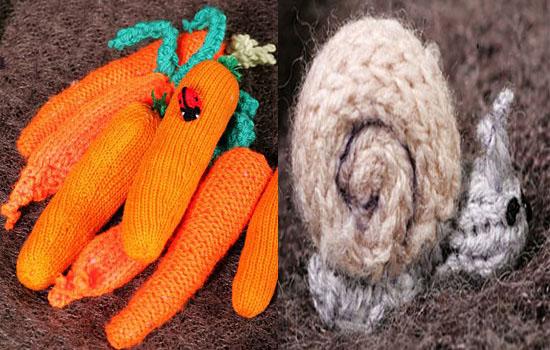 Knitters Gone Wild!