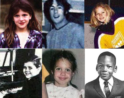 Before They Were Stars...They Were Funny Looking Kids