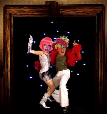 Star in a Scissors Sisters Video