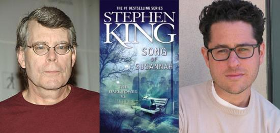 """J.J. Abrams and Stephen King: A """"Dark"""" Duo"""