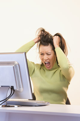 Tech Terror: What's the worst tech thing that's ever happened to you?