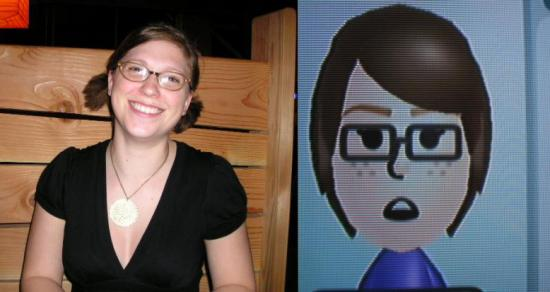 Doesn't My Mii Look Just Like Mii?