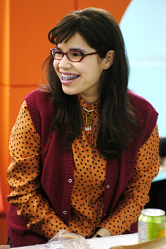 UGLY BETTY IS NOT SO UGLY