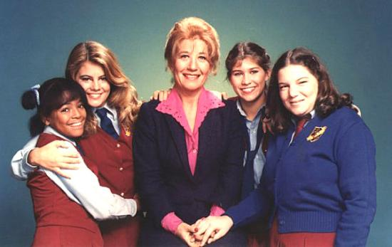 Geek Shot: The Facts Of Life Gang