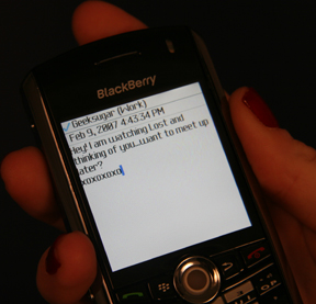 Survey: Romantic Text Use On The Rise