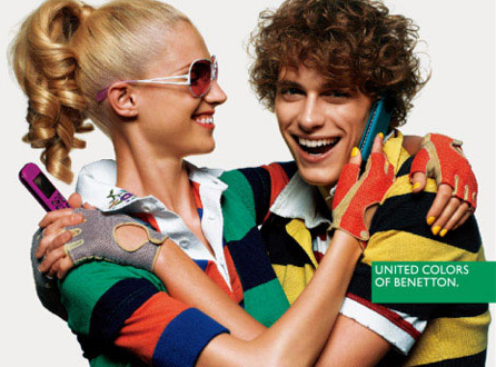 Benetton Diversifies Line With The NICO Cell